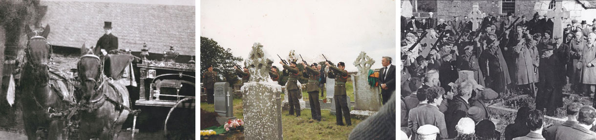 old photos of limerick funeral services